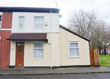 Thumbnail 3 bed end terrace house for sale in Water Street, Manchester
