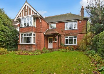 Thumbnail 4 bed detached house for sale in Faversham Road, Kennington, Ashford