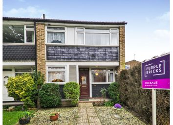 Thumbnail 3 bed semi-detached house for sale in Spring Vale, Greenhithe