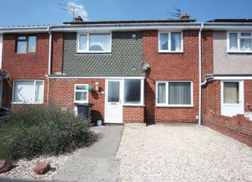 Thumbnail 3 bedroom terraced house for sale in Montrose Close, Swindon