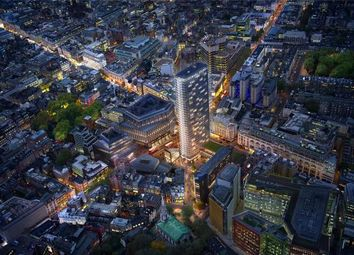 Thumbnail 3 bed flat to rent in Centre Point Residences, 103 New Oxford Street