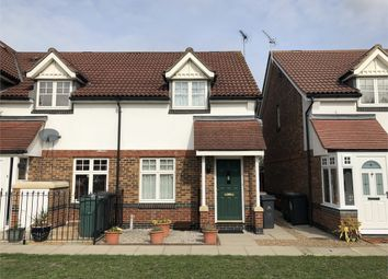 Thumbnail 2 bed terraced house for sale in Cheshire Close, Walthamstow, London