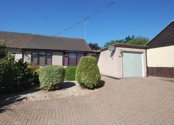 Thumbnail 3 bed semi-detached bungalow for sale in Southend Road, Howe Green, Chelmsford