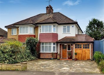 Thumbnail 3 bed semi-detached house for sale in Northumberland Road, Harrow