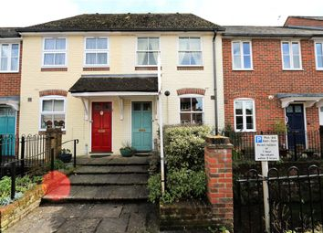 Thumbnail 2 bed terraced house for sale in Bark Mill Mews, Middlebridge Street, Romsey, Hampshire