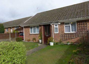 Thumbnail 2 bed semi-detached bungalow for sale in Morris Road, Bovington Wareham, Dorset