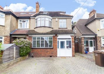 Thumbnail 4 bed semi-detached house for sale in Shelbury Road, London