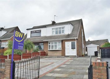 Thumbnail 3 bed semi-detached house for sale in Hollins Road, Hindley Green, Wigan