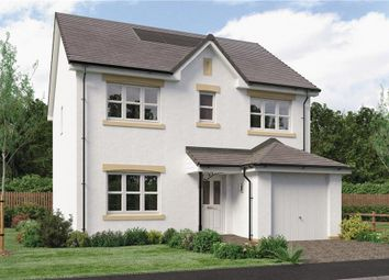 "Thumbnail 4 bedroom detached house for sale in ""Shaw"" at The Leas, East Kilbride, Glasgow"