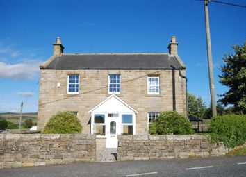 Thumbnail 4 bed detached house for sale in West Woodburn, Hexham
