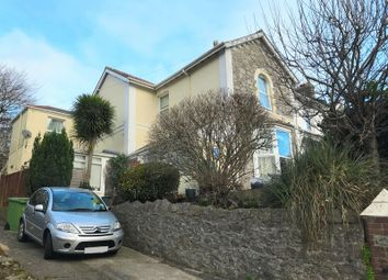 Thumbnail 4 bed end terrace house for sale in Windsor Road, Torquay
