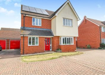 4 bed detached house for sale in Granary End, Witchford, Ely CB6