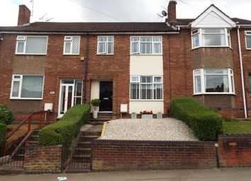 Thumbnail 3 bed terraced house for sale in Rotherham Road, Holbrooks, Coventry, West Midlands