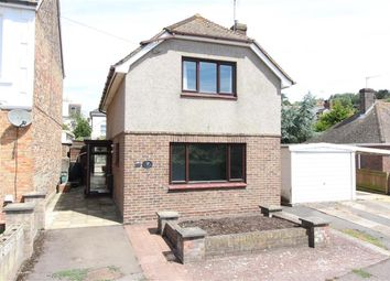 Thumbnail 2 bed detached house to rent in Twiss Grove, Hythe, Kent