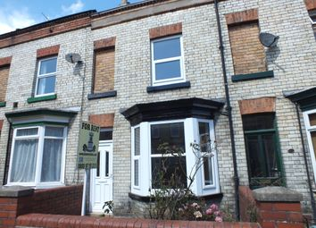 Thumbnail 4 bed terraced house to rent in Prospect Road, Scarborough