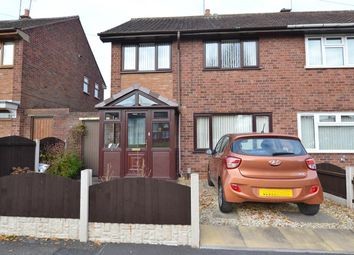 Thumbnail 3 bed semi-detached house for sale in Masefield Drive, Stafford