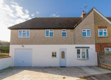 Thumbnail 4 bed semi-detached house for sale in Allmains Close, Nazeing, Waltham Abbey