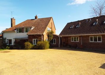 Thumbnail 6 bed detached house for sale in Little Massingham, King's Lynn, Norfolk