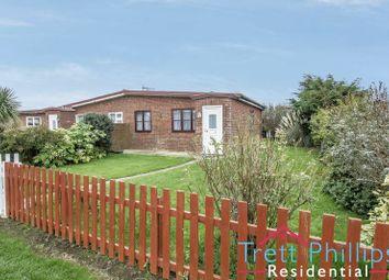 Thumbnail 2 bed semi-detached bungalow for sale in Coastline Village, Ostend Road, Walcott, Norwich