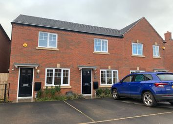Thumbnail 3 bed terraced house for sale in Violet Walk, Fradley, Lichfield
