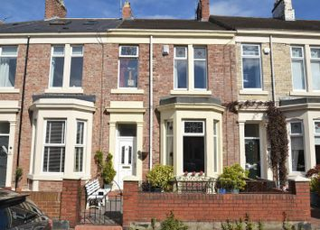 Thumbnail 3 bed terraced house for sale in Park Crescent, North Shields