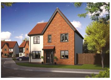 Thumbnail 3 bed semi-detached house for sale in Plot 53 Wendover Park, Salhouse Road, Norwich