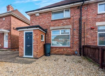 Thumbnail 2 bed semi-detached house for sale in Danefield Road, Abington, Northampton