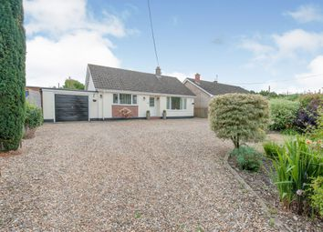Thumbnail 3 bed bungalow for sale in Barningham, Bury St. Edmunds, Suffolk