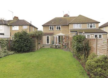 Thumbnail 3 bedroom semi-detached house for sale in Ewell Road, Surbiton