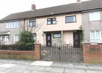 Thumbnail 4 bed terraced house for sale in Petherick Road, Liverpool