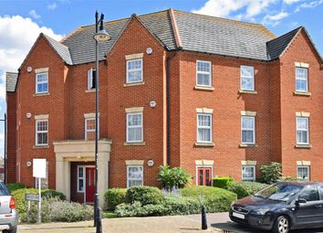 Thumbnail 2 bed flat for sale in Imperial Way, Ashford, Kent