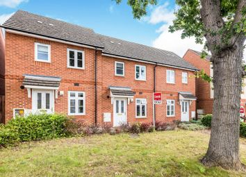 Thumbnail 2 bed terraced house for sale in Rivermead Road, Oxford