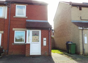 Thumbnail 2 bed terraced house for sale in Hawthorn Drive, Dunston, Gateshead