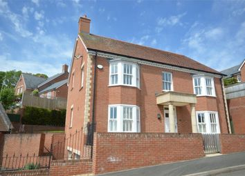 Thumbnail 4 bed detached house for sale in West Park Road, Sidmouth, Devon
