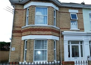 Thumbnail 2 bed flat to rent in Hamilton Road, Bournemouth