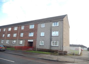 Thumbnail 3 bed flat to rent in Aitchison Street, Airdrie, North Lanarkshire