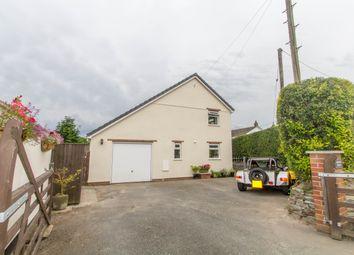 Thumbnail 3 bedroom detached house for sale in Liftondown, Lifton, Devon