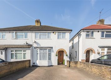 Dickens Avenue, Uxbridge, Middlesex UB8. 3 bed semi-detached house