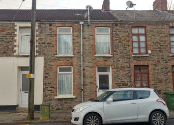 Thumbnail 2 bed terraced house for sale in Stockland Street, Caerphilly