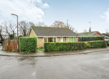 Thumbnail 3 bed detached bungalow for sale in Chantry Court, Necton, Swaffham