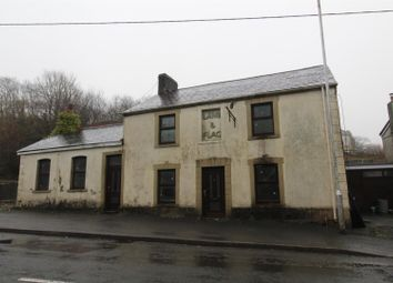 Thumbnail 4 bed detached house for sale in Cwmamman Road, Garnant, Ammanford