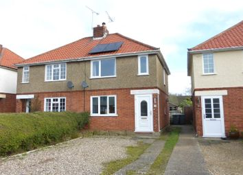 Thumbnail 3 bedroom semi-detached house for sale in Edwin Avenue, Woodbridge, Suffolk