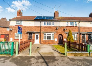 Thumbnail 2 bed terraced house to rent in Collin Avenue, Hull