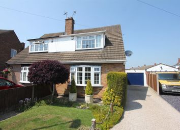 Thumbnail 3 bed semi-detached house for sale in Mayfield Way, Barwell, Leicester