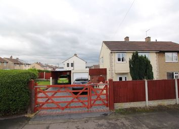 Thumbnail 3 bed semi-detached house for sale in Throbergh Hall Road, Rawmarsh