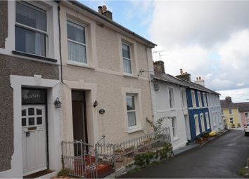 Thumbnail 4 bed terraced house for sale in High Terrace, New Quay