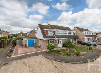 Thumbnail 5 bed semi-detached house for sale in Coxs Close, South Woodham Ferrers, Chelmsford