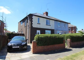 Thumbnail 3 bed semi-detached house for sale in Hylton Road, Jarrow