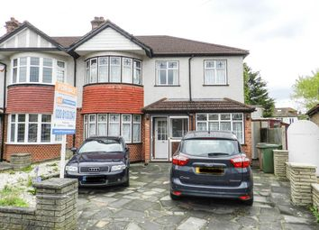 Thumbnail 5 bed end terrace house for sale in Priory Crescent, Cheam, Sutton