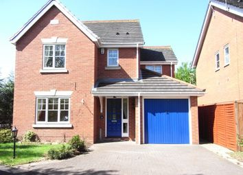 Thumbnail 3 bedroom detached house to rent in Rowntree Gardens, Worcester
